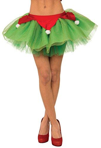 Rubie's Costume CO. Women's Ms. Elf Tutu Skirt
