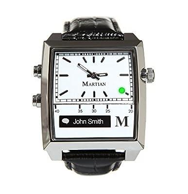 Martian Passport Smartwatches with Amazon Alexa – Analog + Voice B00G9ZQFNQ)