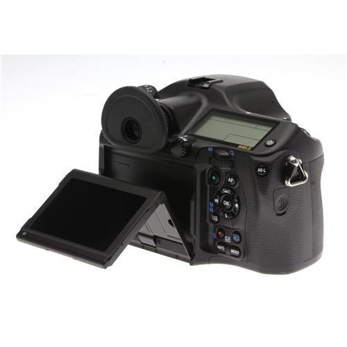 Pentax 645Z 51MP SLR Camera with 3-Inch LCD- Body (Black)
