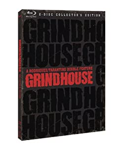 Grindhouse Two-disc Collectors Edition Blu-ray from Vivendi Entertainment