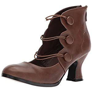 Ellie Shoes Women's 253-millie Ankle Bootie
