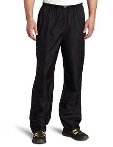 White Sierra Men's Trabagon Pants (Black, Small)