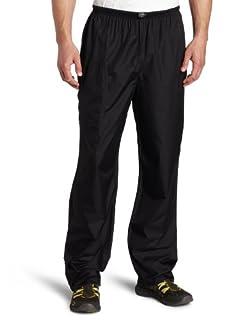 "White Sierra Men's Trabagon Rain Pants - 32"" Inseam, Black, Large (B002QGHM9I) | Amazon Products"