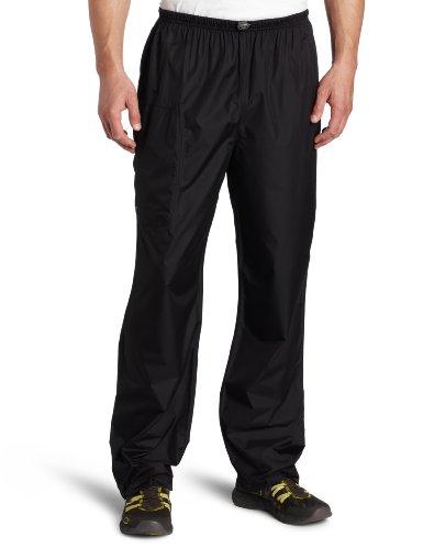 White Sierra Men's Trabagon Pants (Black, (Sierra Waterproof Jacket)