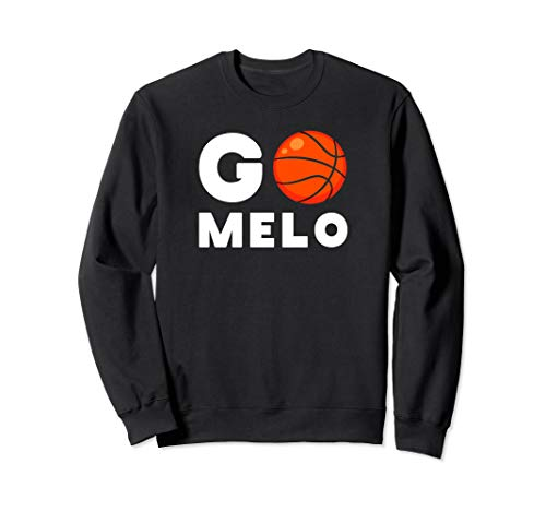 Go Melo T-Shirt Carmelo Tee Shirt Basketball Bball Anthony 7 Sweatshirt