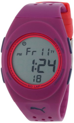 PUMA Women's PU911012003 FAAS Digital Watch