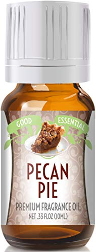 Pecan Pie Scented Oil by Good Essential (Premium Grade Fragrance Oil) - Perfect for Aromatherapy, Soaps, Candles, Slime, Lotions, and More!