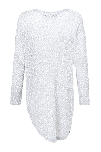 Qed London - Vestido - para mujer gris