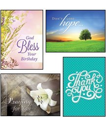 Faithful Moments - KJV Scripture Greeting Cards - Boxed - All - Boxed Occasion Cards
