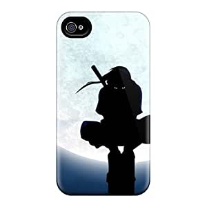 ErleneRobinson Iphone 6plus Durable Hard Phone Cover Allow Personal Design Nice Naruto Shippuden Uchiha Itachi Pattern [vpN13311SZJw]
