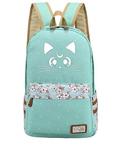 YOYOSHome-Luminous-Japanese-Anime-Cartoon-Cosplay-Bookbag-College-Bag-Backpack-School-Bag