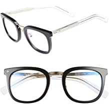 "PRIVÉ REVAUX ""The Alchemist"" Handcrafted Designer Eyeglasses With Anti Blue-Light Blocking Lenses"