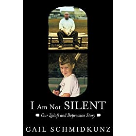 Learn more about the book, I Am Not Silent: Our Zoloft and Depression Story