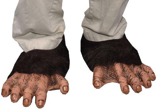 Adult Chimp Feet (Adult Chimp Feet - One-Size)