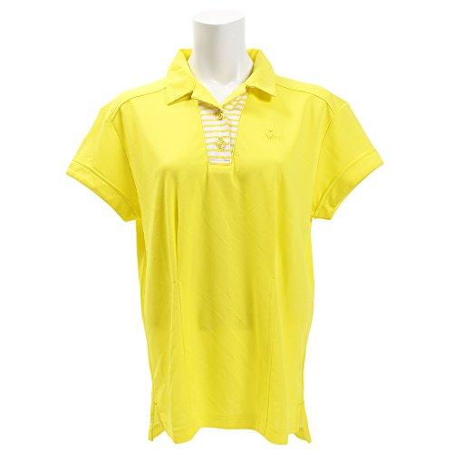 ビバハート VIVA HEART 半袖シャツ?ポロシャツ クールメッシュ フロントタック半袖ポロシャツ レディス