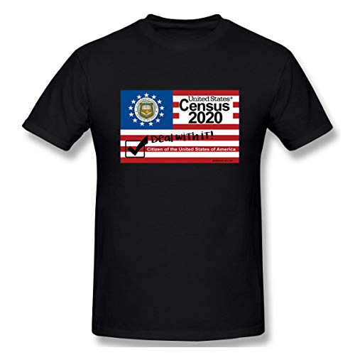 Men's Cotton T-Shirt 1776 Betsy Ross Flag Crew