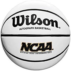 WILSON NCAA Mini Baloncesto de autógrafos: Amazon.es: Deportes y ...