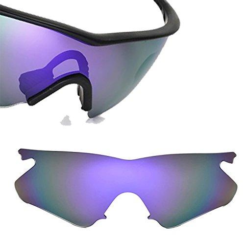 Best SEEK OPTICS Replacement Lenses Oakley M FRAME HEATER Asia Fit - Polarized Purple - For Oakley Frame Lenses M Sale