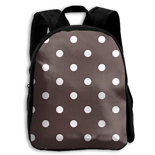 The Children's Chocolate Brown Polka Dots ()