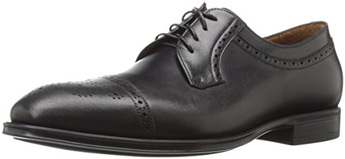 Aquatalia Mens Duke Oxford Black