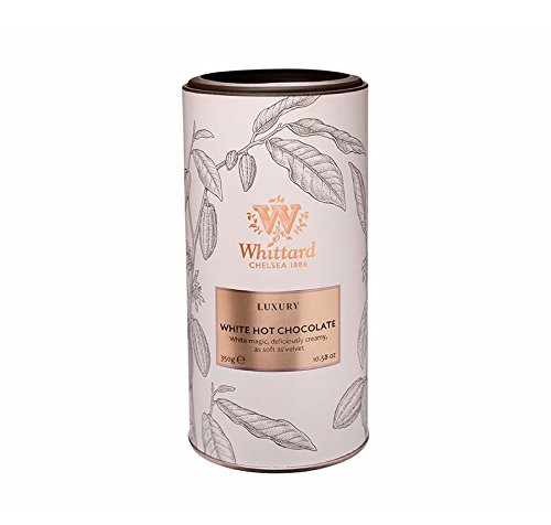 Whittard Chelsea London. Luxury White Hot Chocolate, 350g 12.35oz, Unique Product Id Whcl2232sfl