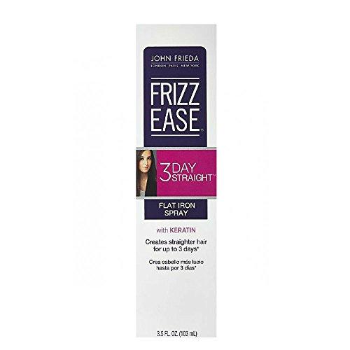 John Frieda Frizz Ease 3-Day Straight Styling Spray, 3.5 Flu
