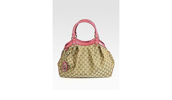 9144927a5779 Amazon.com: Gucci GG Supreme Peacock Brown Tote Leather Floral Bag Bird  Handbag Ebony New: Shoes