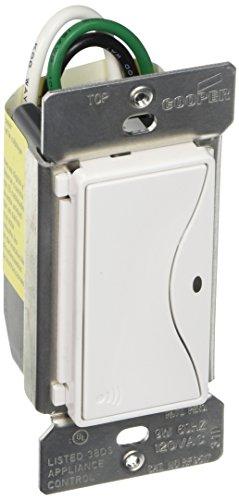COOPER Eaton RF9517AW ASPIRE RF Accessory Switch for RF95...