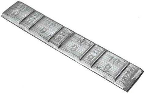 Dwt Germany 100606 100 Je 5g 10g Stück Auswuchtgewichte 6kg Klebegewichte Stahlgewichte Kleberiegel Abrisskante Verzinkt Riegel Blei Eckige Kante Baumarkt