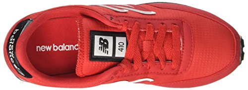 New Balance Unisex Adults' 410 70s Running Low-Top Sneakers Red (Red) 2014 newest cheap price E7jH3F