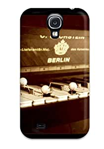 Christmas Gifts 9P9J0JJRUVUFWPYK Hot Design Premium Tpu Case Cover Galaxy S4 Protection Case(piano)
