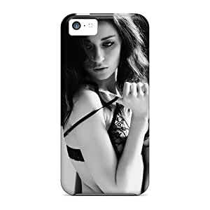 Hot Fashion Design Case Cover For Iphone 5c Protective Case (underwear Hot Model Hd) hjbrhga1544