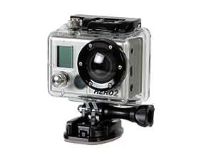 GoPro HD HERO2 Surf Edition - Videocámara deportiva de 11 Mp (vídeo Full HD 1080p, WiFi), plateado [importado]