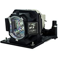 AuraBeam Professional Hitachi CP-AW3003 Projector Replacement Lamp with Housing (Powered by Philips)
