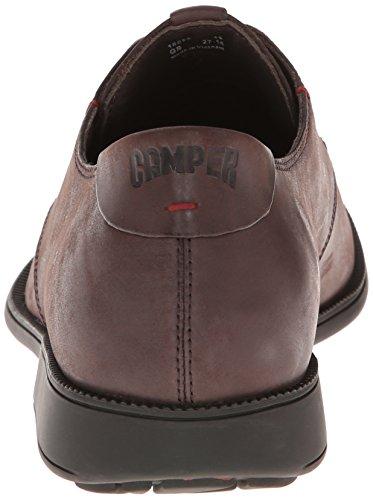 CAMPER,  Mil Herren Oxford Schnürhalbschuhe Braun (Dark Brown)