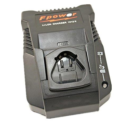Charger Replace for Bosch AL1115CV 10.8V 12V Li-ion Battery