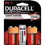 DURA 2PK 9V Battery