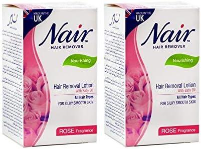 Nair Hair Remover Jar Rose 2 X 120ml Price In Uae Amazon Uae