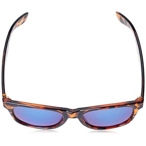 1611312675 Vans Spicoli 4 Shades, Gafas de Sol para Hombre, Marrón (Translucent  Honeytortoise-
