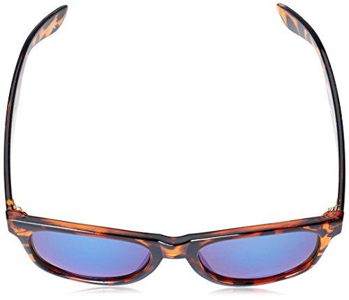 Marrón para Blue 4 Vans de Spicoli Shades Gafas Sol Mirror Royal Hombre Translucent Honeytortoise 7Yn4U8qw