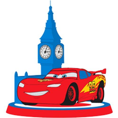 Hallmark Disney's Cars 2 Molded Candle (Cars Molded Candle)