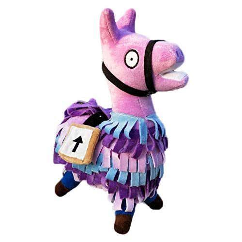 Game Cosplay Troll Stash Llama Doll Soft Stuffed Pp Animal Toys Halloween Cosplay ()