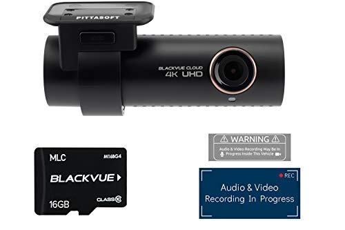 BlackVue BV-DR900S-1CH-16 + 16GB Micro SD Card by Blackvue