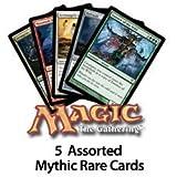 5 Assorted Mythic Rares Magic the Gathering MTG