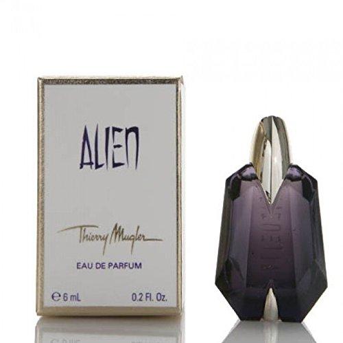 Price comparison product image Alien By THIERRY MUGLER EDP For Women 0.2 oz Mini / Splash