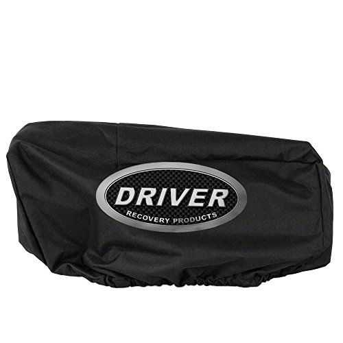 Recovery Winch (Waterproof Soft Winch Dust Cover - fits model LD17-PRO and many other large winches - by Driver Recovery Products)