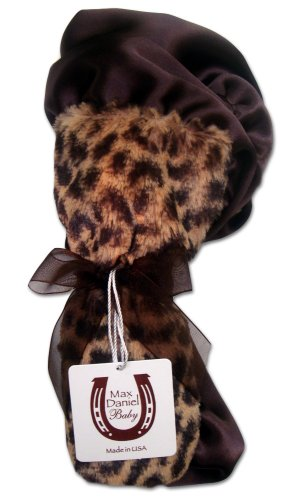 Max Daniel Baby Security Blanket - Cheetah