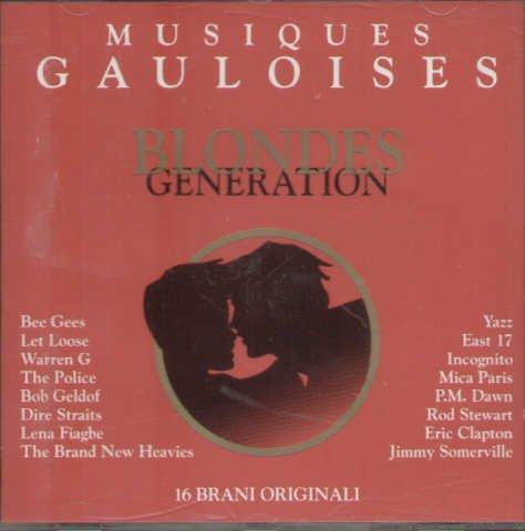 musiques-gauloises-blondes-generation-cd-