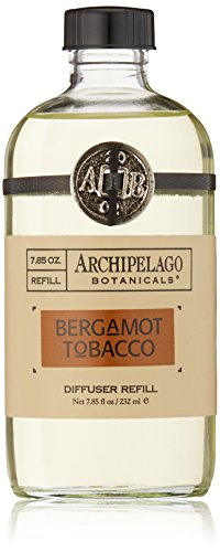 Bergamot Tobacco Diffuser Refill by Archipelago Botanicals