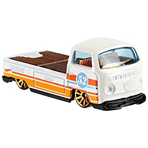 Hot Wheels PERAL & Chrome – Volkswagen T2 Pickup Car